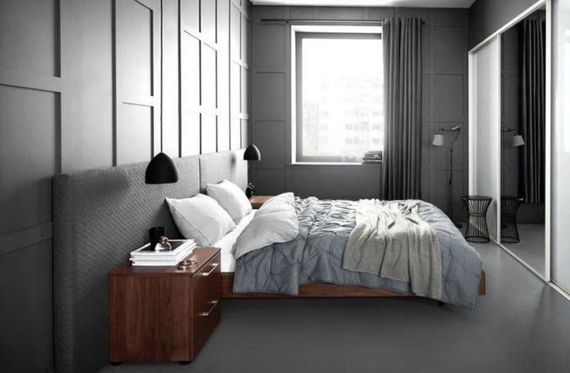 Спальня в современном стиле 2