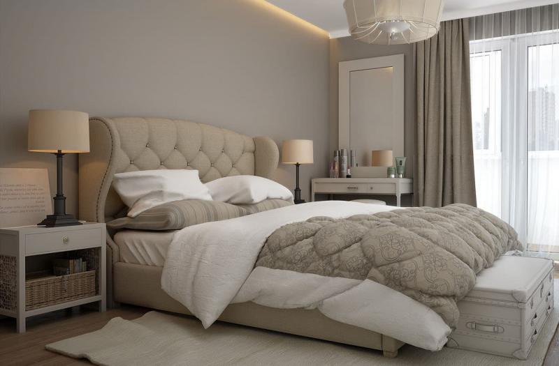 Спальня в современном стиле 4
