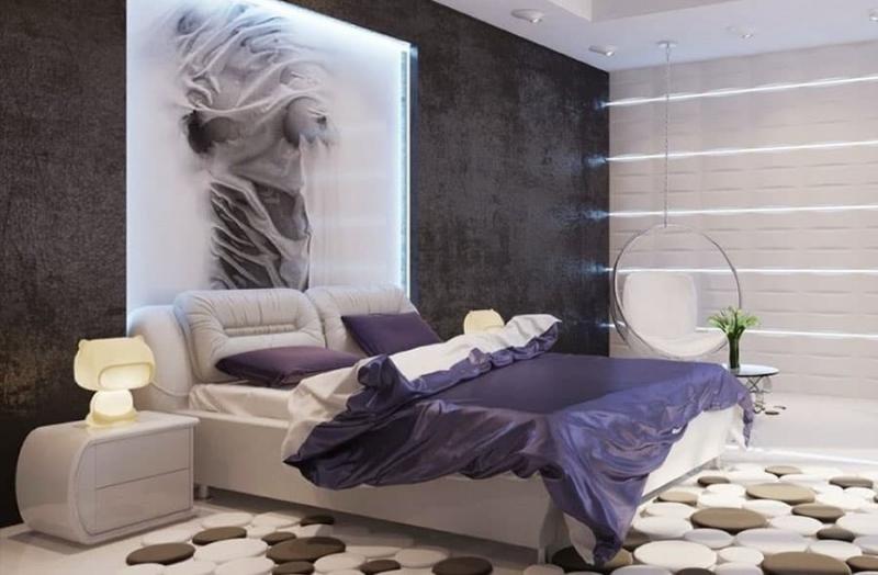 Спальня в современном стиле 5