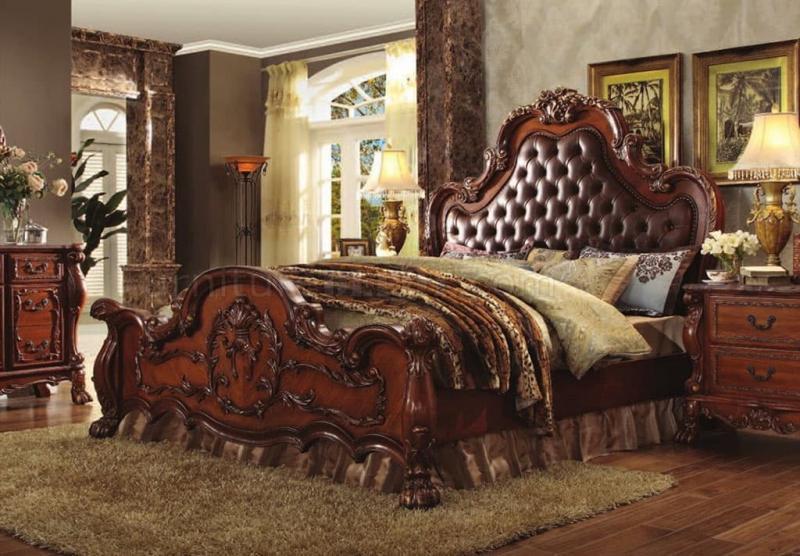 Спальня в стиле барокко 1