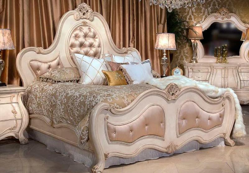Спальня в стиле барокко 3