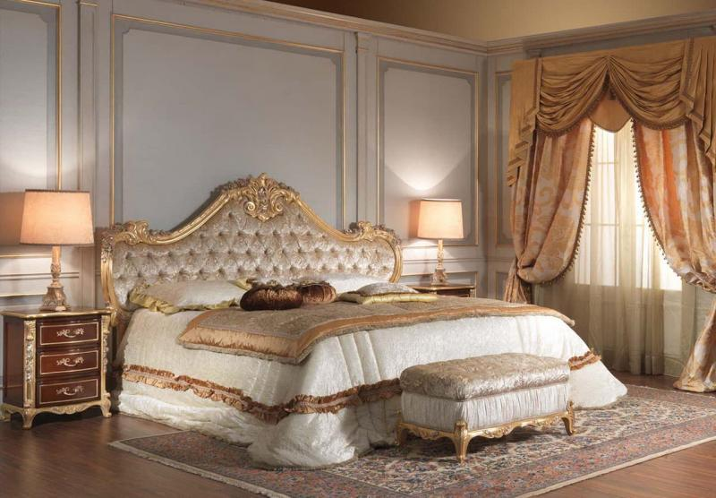 Спальня в стиле барокко 5