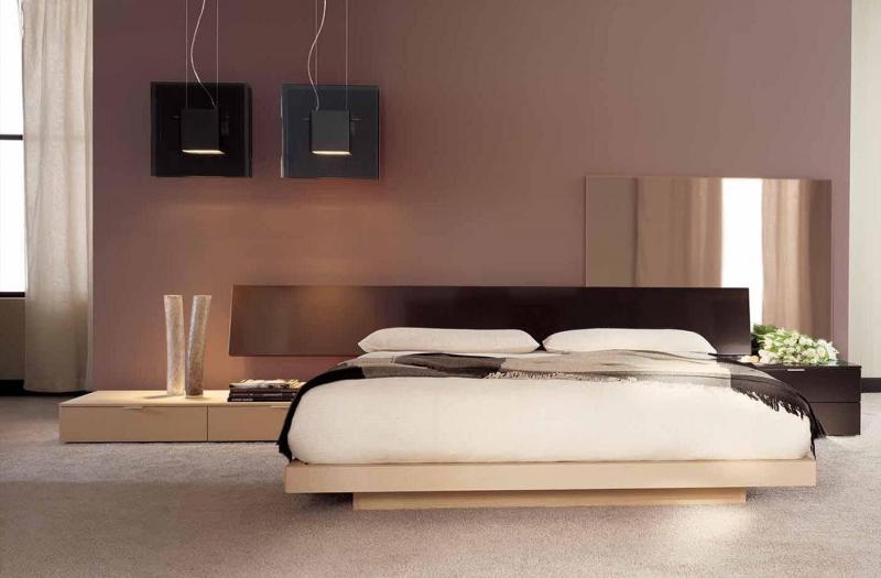 Спальня в стиле хай-тек 3
