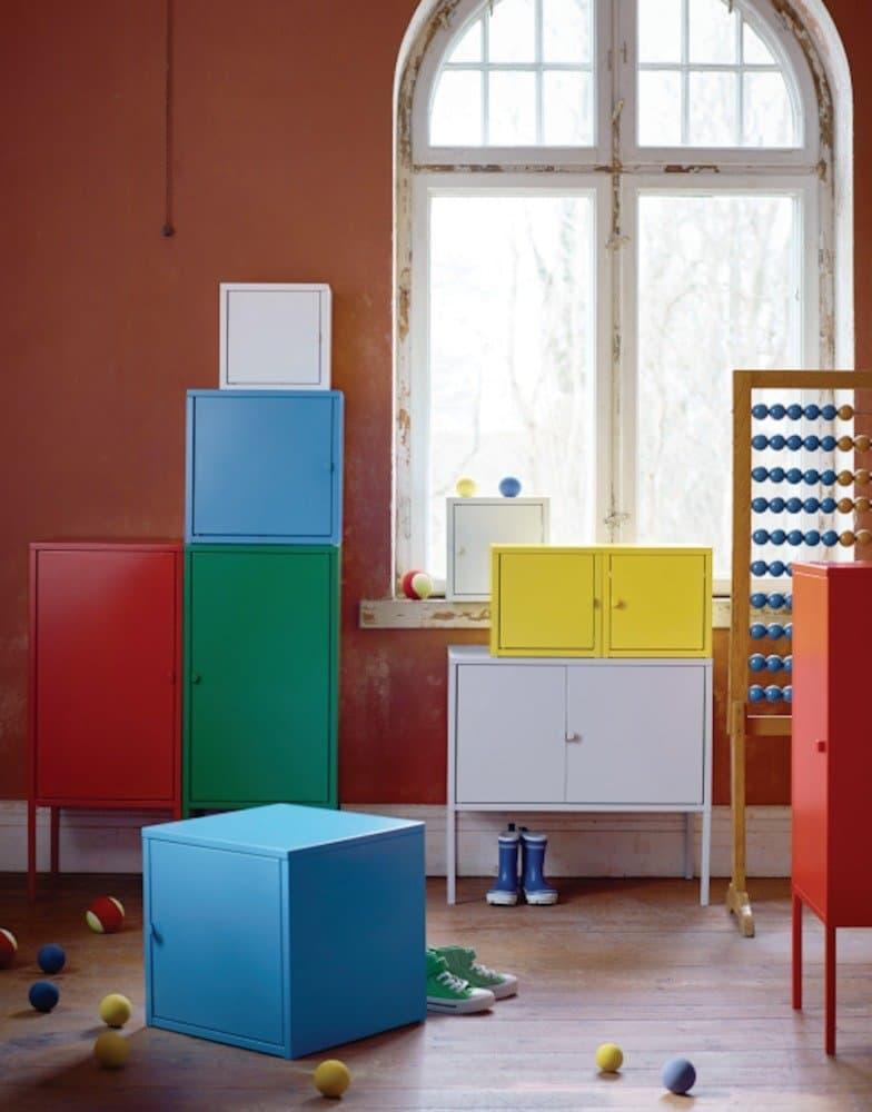 Модульная мебель от IKEA 1