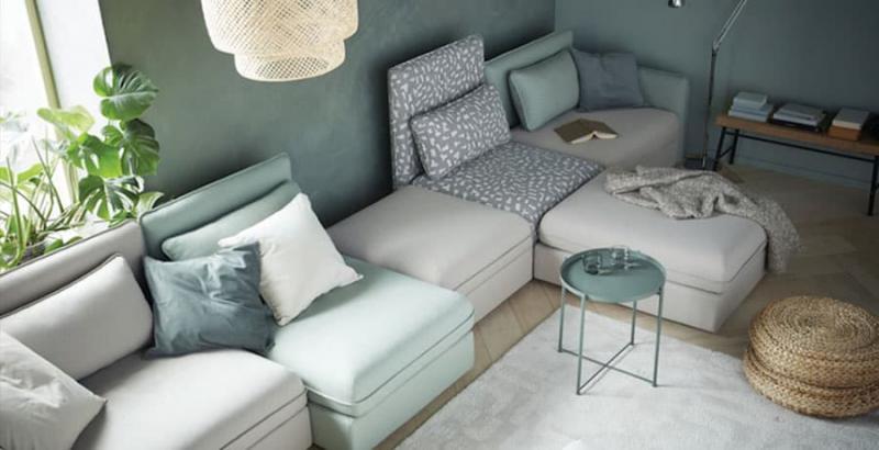 Модульная мебель от IKEA 2