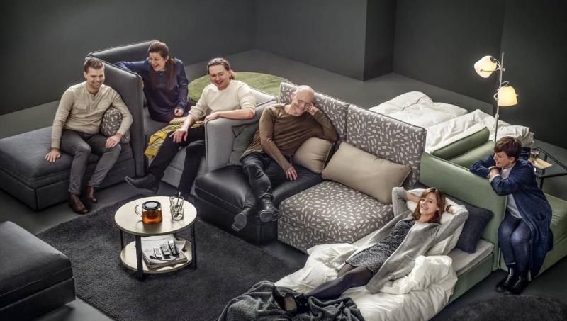 Модульная мебель от IKEA 5