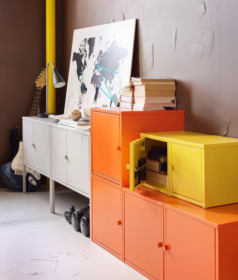 Модульная мебель от IKEA 6