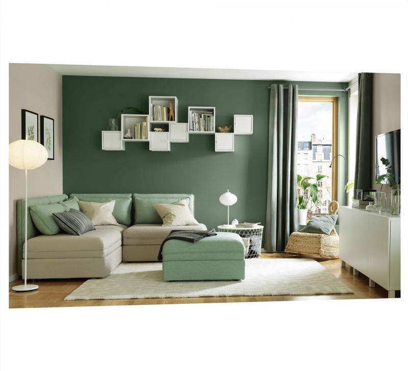 Модульная мебель от IKEA 7