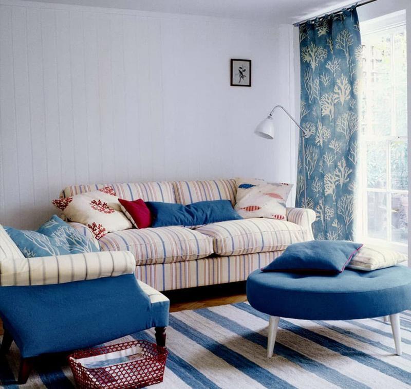 Мягкая мебель с узорами 1