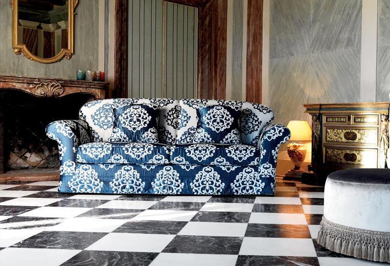 Мягкая мебель с узорами 3