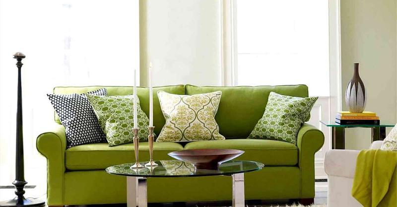 Мягкая мебель с узорами 4