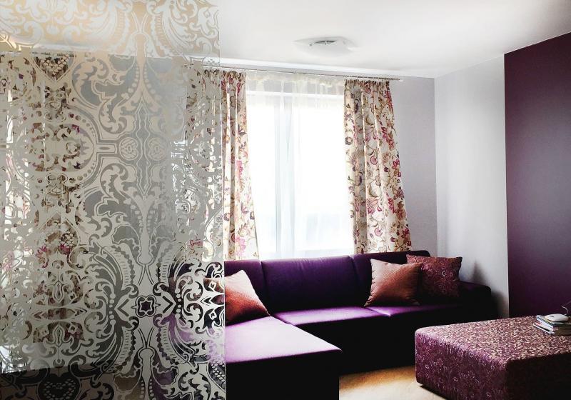 Мягкая мебель с узорами 6