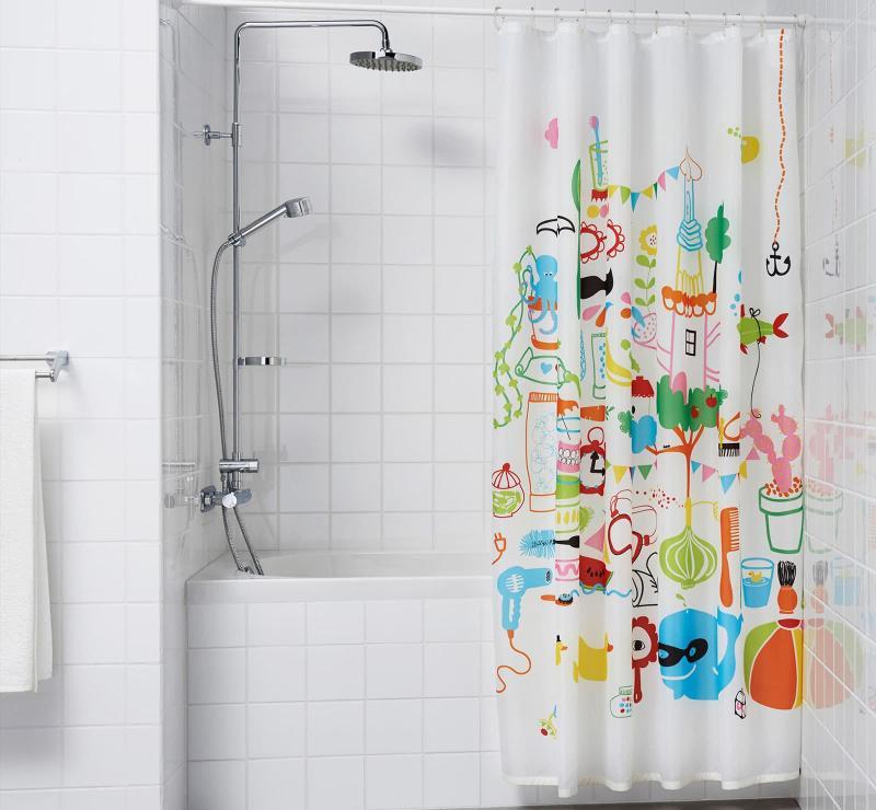 Аксессуары для ванной 2017 от IKEA 2