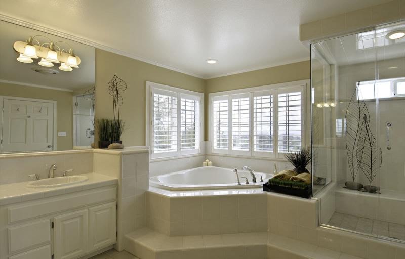 Дизайн ванной 6-7 кв.м 10