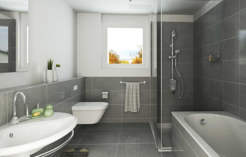 Дизайн ванной 6-7 кв.м 2