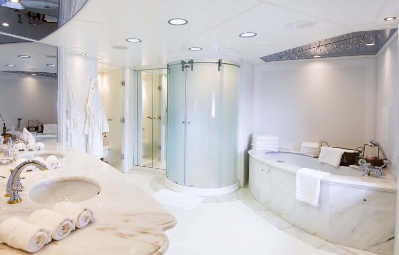 Дизайн ванной 6-7 кв.м 3