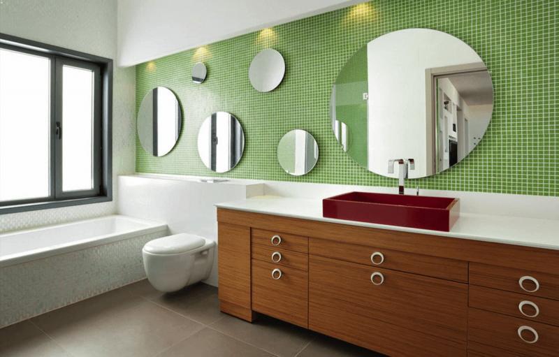 Дизайн ванной 6-7 кв.м 4