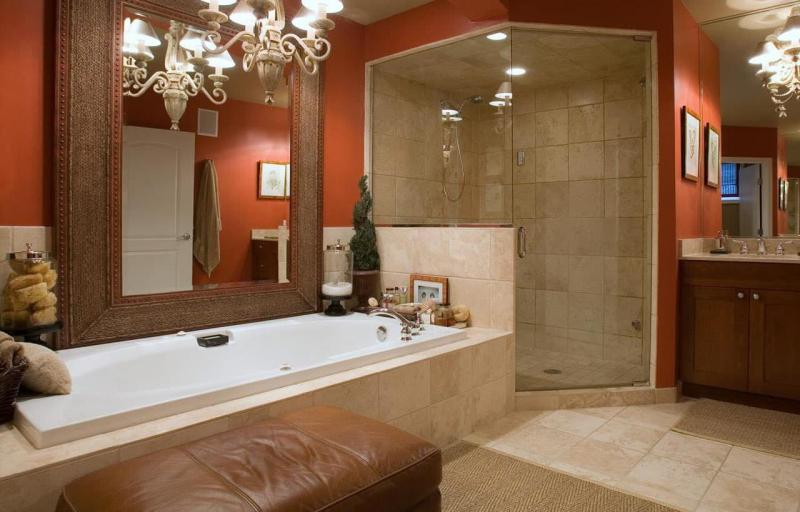 Дизайн ванной 6-7 кв.м 5