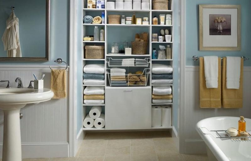 Дизайн ванной 6-7 кв.м 6