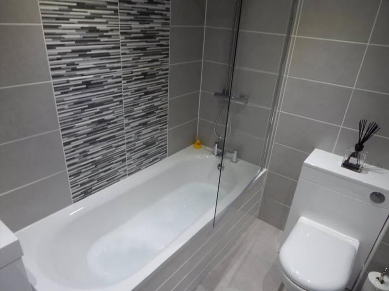 Дизайн ванной комнаты 2 кв. м 4