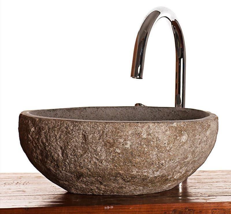 Раковина в интерьере ванной 2017 7