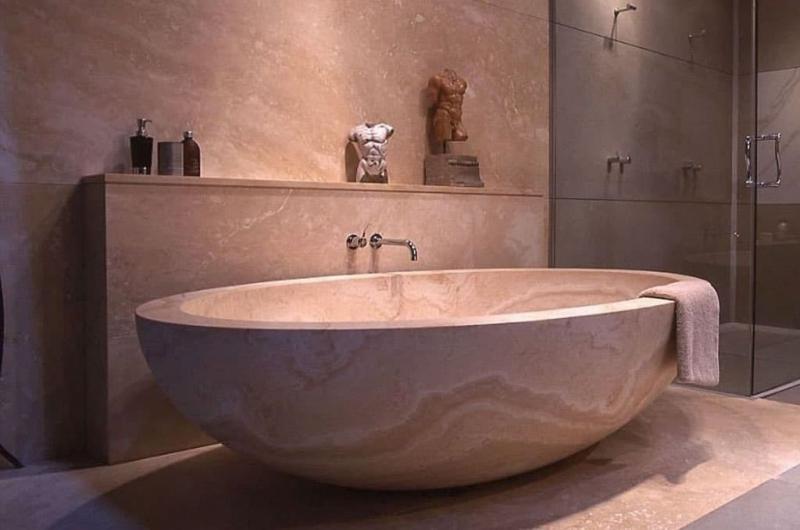 Ванная из эко-материалов 4