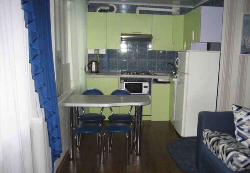 Дизайн двухкомнатной квартиры 1