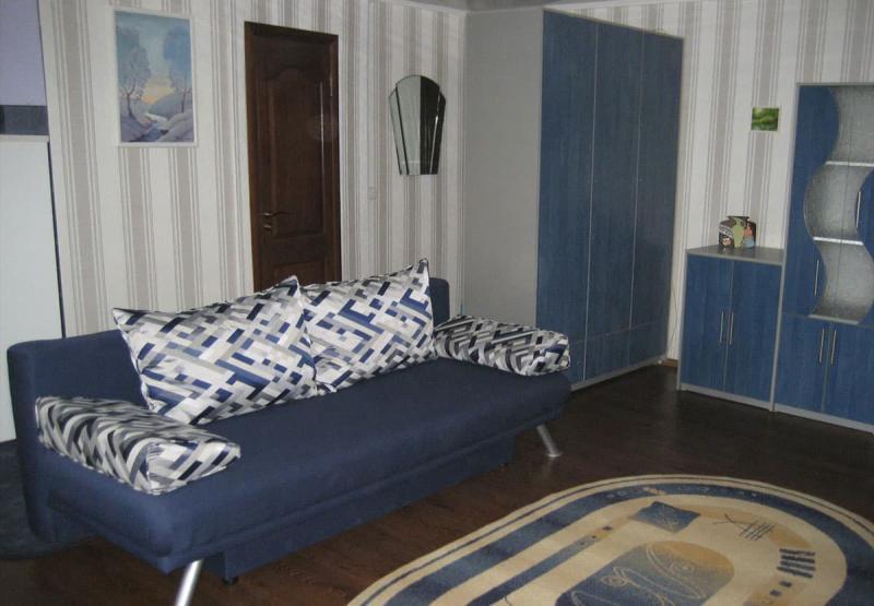 Дизайн двухкомнатной квартиры 4