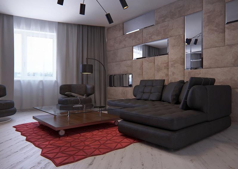 Дизайн малогабаритной квартиры 1