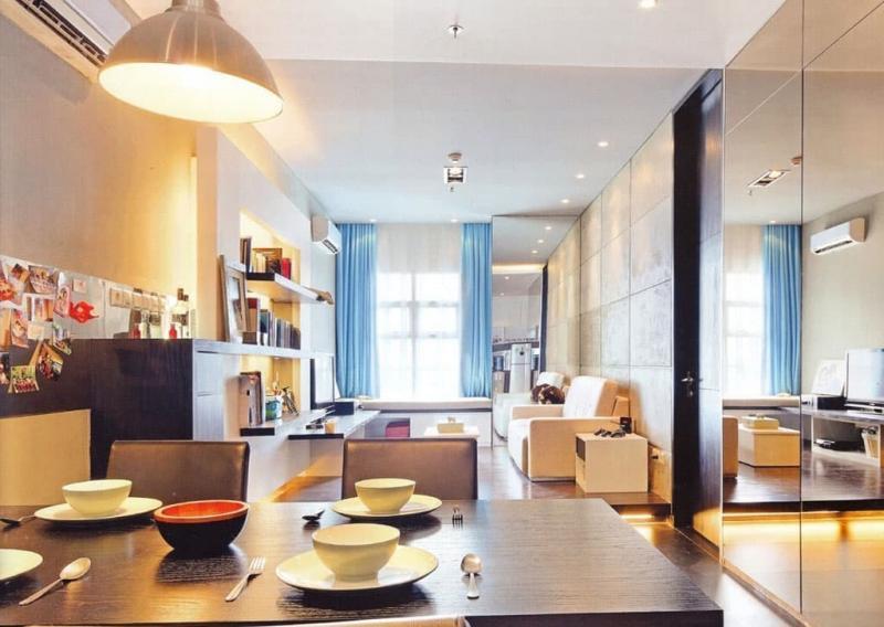 Дизайн малогабаритной квартиры 3