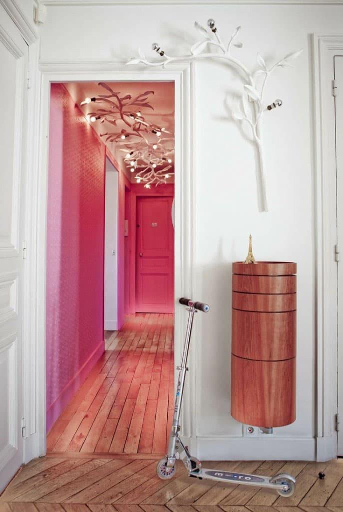 Дизайн однокомнатной квартиры 6