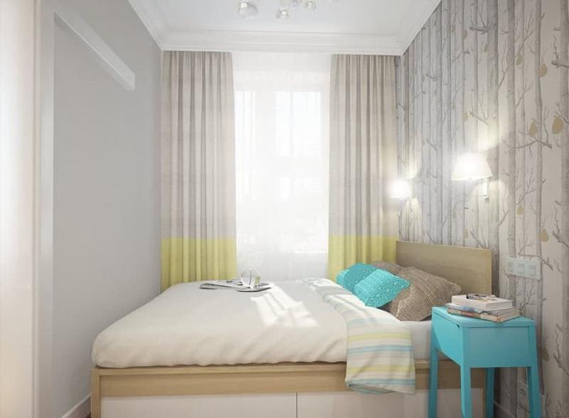 Интерьер двухкомнатной квартиры 4