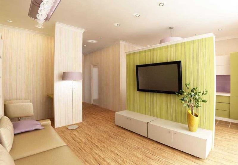 Интерьер квартиры-студии 8