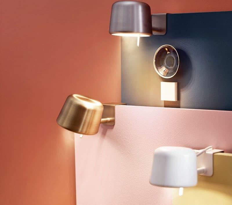 Точенчый светильник от IKEA
