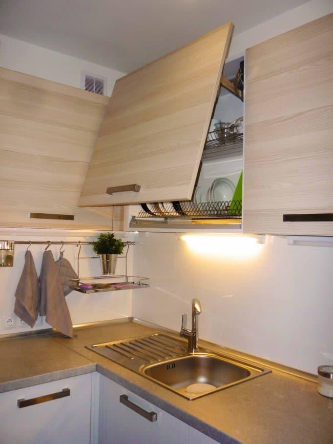 Угловая кухня 10 кв.м 3