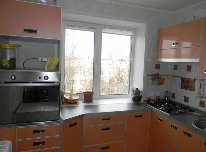 Угловая кухня 6-7 кв. м 3