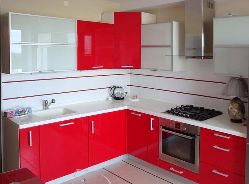 Угловая кухня 6-7 кв. м 5