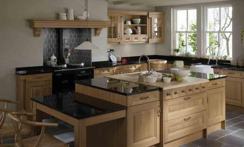 Дизайн кухни в классическом стиле - фото 4