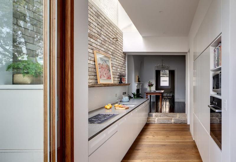 Кухня-коридор 1