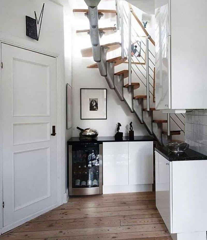 Кухня-коридор 4