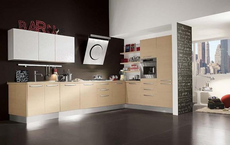 Кухня в современном стиле - фото 4