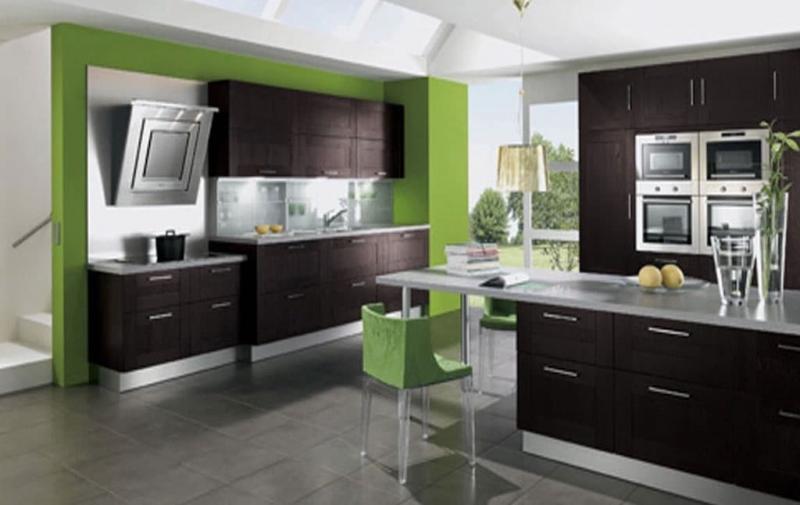 Кухня в современном стиле - фото 5