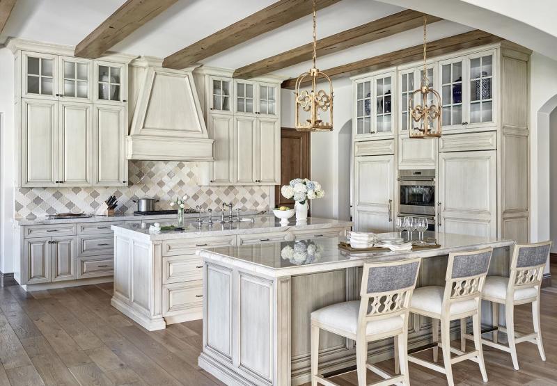 Кухня в стиле прованс - фото 2