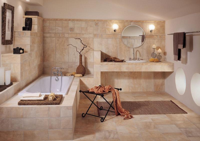 Крутые решения для ванной 2