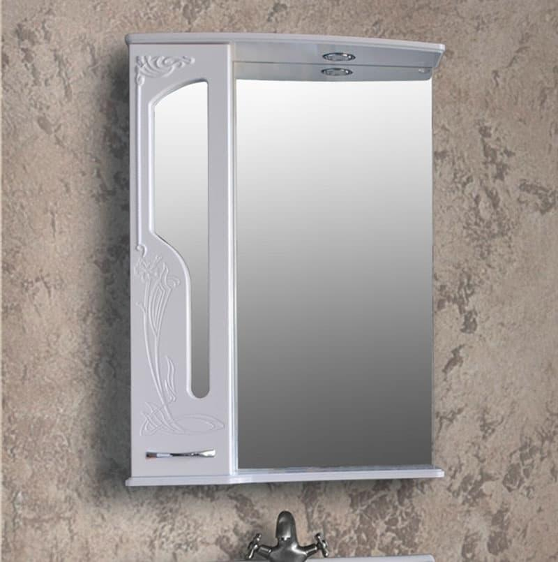 Навесной шафчик в ванной 2