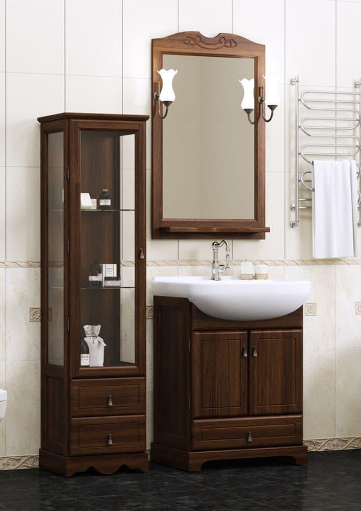 Шкаф-пенал для ванной 6
