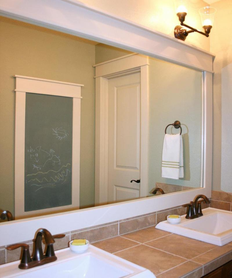 Зеркало для ванной 2
