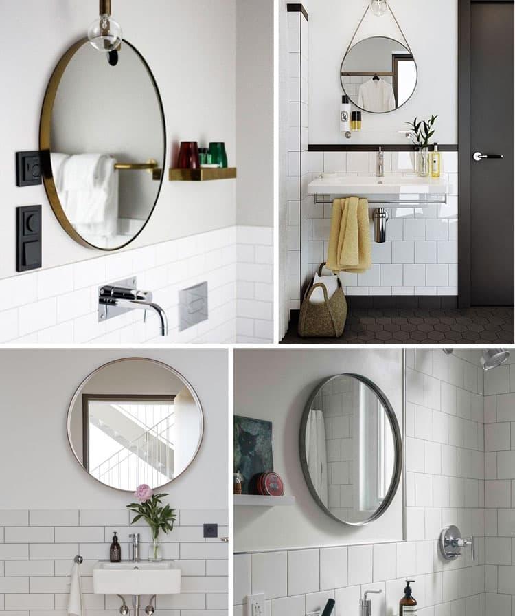 Зеркало для ванной 4