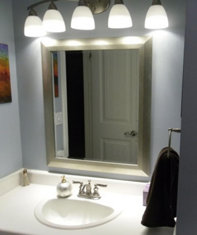 Зеркало для ванной 5