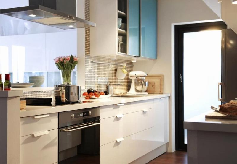 Дизайн маленькой кухни 106